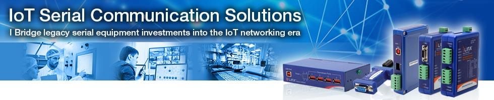IoT Serial Communication Solutions