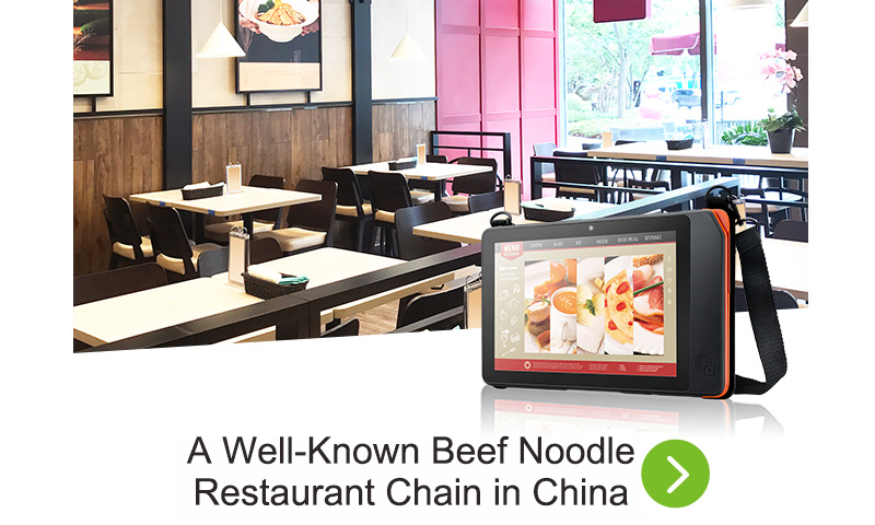 A Well-Known Beef Noodle Restaurant Chain in China